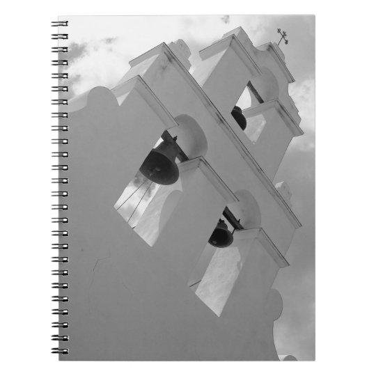 Mission San Juan - San Antonio, Texas - Notebook