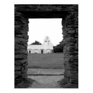 Mission San Juan - San Antonio, Texas - Post Card