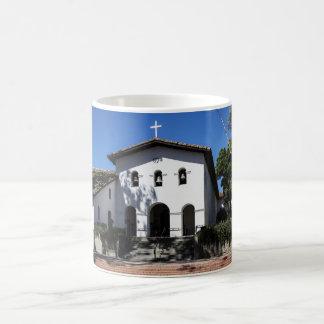 Mission San Luis Obispo Basic White Mug