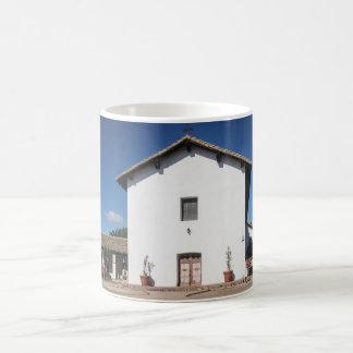 Mission San Miguel Arcangel Basic White Mug