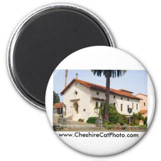 Mission San Rafael Arcángel California Products Magnet