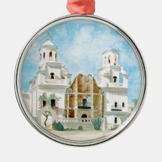 Mission San Xavier del Bac Christmas Ornament