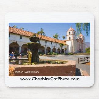 Mission Santa Barbara California Products Mouse Pad