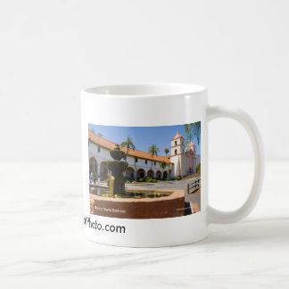Mission Santa Barbara California Products Coffee Mugs