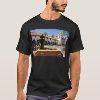 Mission Santa Barbara California Products T-Shirt