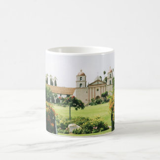 Mission Santa Barbara Basic White Mug
