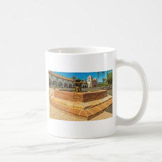 Mission Santa Barbara Coffee Mugs