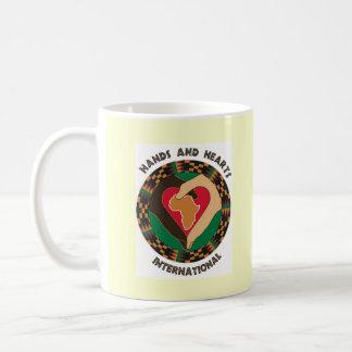 Mission Scripture Basic White Mug