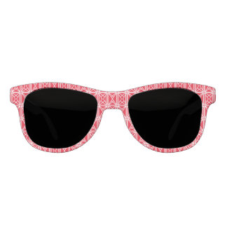 Mission Style Pattern Sunglasses