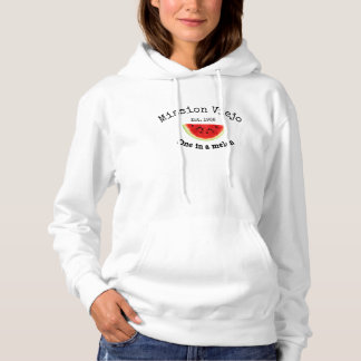 Mission Viejo California women's hoodie