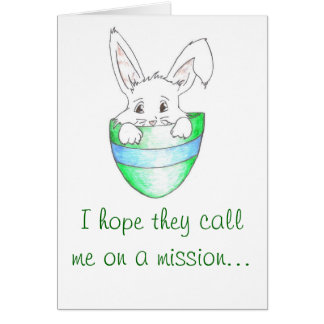 Missionary Easter Card