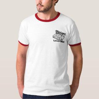 missions, Latvia 2006 T-Shirt