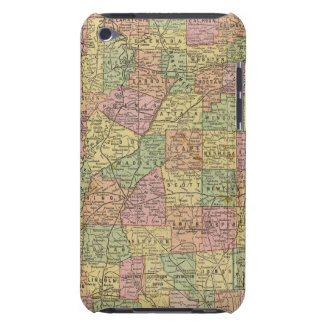 Mississippi 10 barely there iPod cases