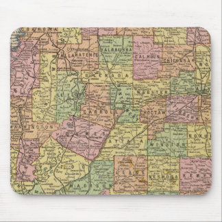 Mississippi 10 mouse mat