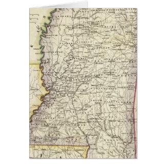 Mississippi 12 card