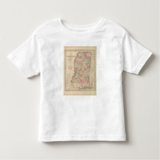 Mississippi 2 toddler T-Shirt