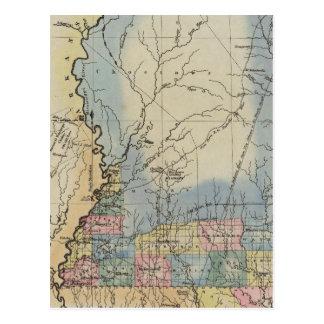 Mississippi 4 postcard