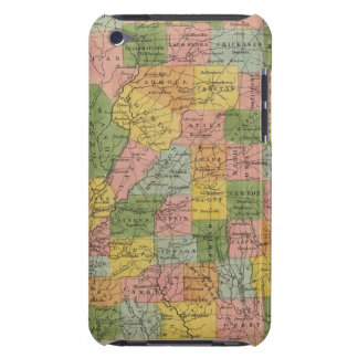 Mississippi 5 barely there iPod case