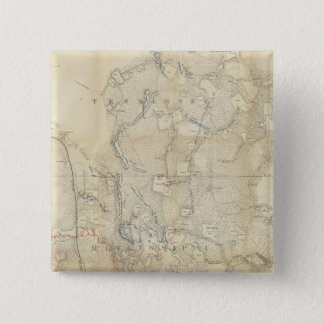 Mississippi 8 15 cm square badge