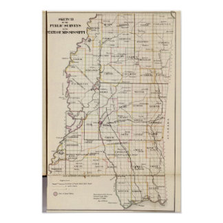 Mississippi 8 poster