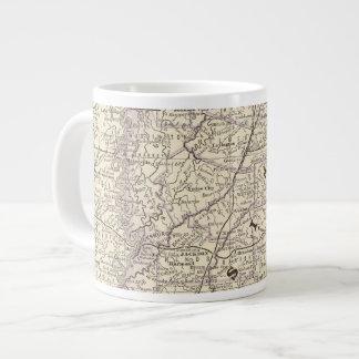 Mississippi 9 giant coffee mug