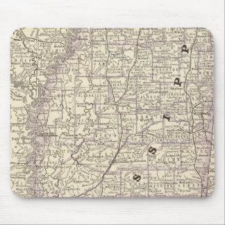 Mississippi 9 mouse mat