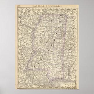 Mississippi 9 poster