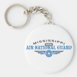 Mississippi Air National Guard Key Ring