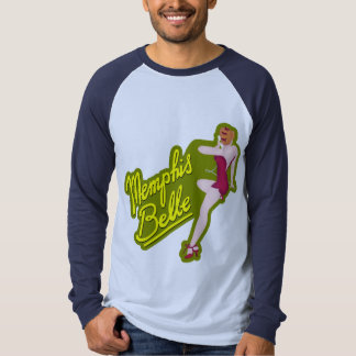 Mississippi Belle WWII Nose Art Shirts