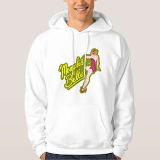 Mississippi Belle WWII Nose Art Sweatshirt