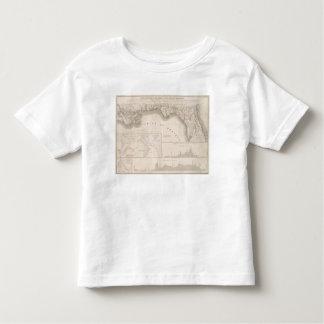 Mississippi canal delta toddler T-Shirt