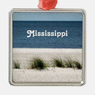 Mississippi Christmas Ornament