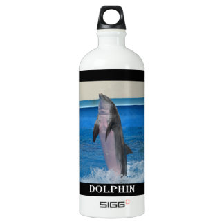 Mississippi Dolphin Water Bottle