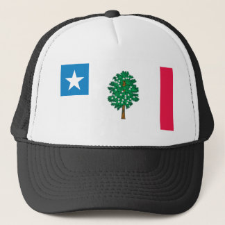 Mississippi Flag T-Shirts (1861) Trucker Hat