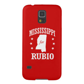 MISSISSIPPI FOR RUBIO GALAXY S5 CASES