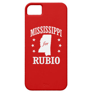 MISSISSIPPI FOR RUBIO iPhone 5 CASES