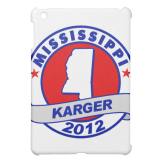 Mississippi Fred Karger iPad Mini Covers