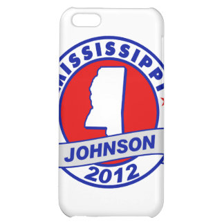 Mississippi Gary Johnson iPhone 5C Cover