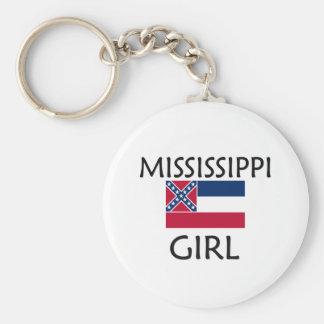 MISSISSIPPI GIRL KEY RING