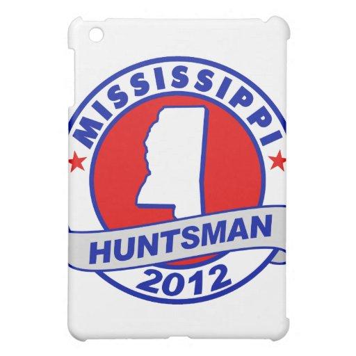 Mississippi Jon Huntsman Cover For The iPad Mini
