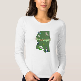 Mississippi Long Sleeve Shirt