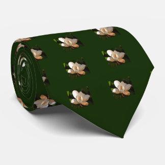 Mississippi, Louisiana Magnolia Tie