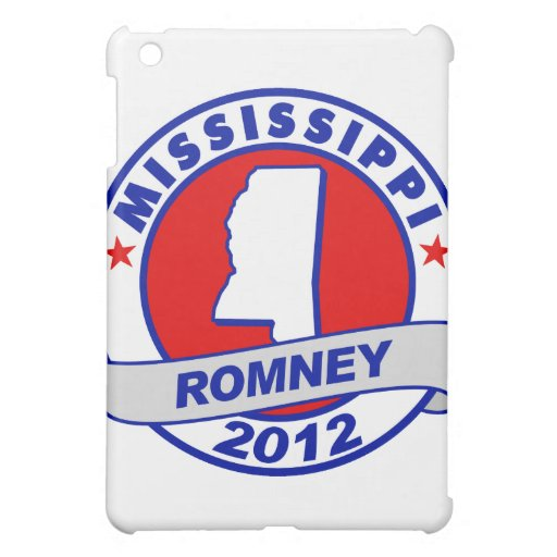 Mississippi Mitt Romney Case For The iPad Mini