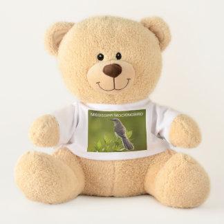 Mississippi Mockingbird Teddy Bear