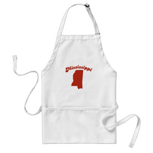 MISSISSIPPI Red State Aprons