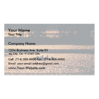 Mississippi River Boating Business Card Templates