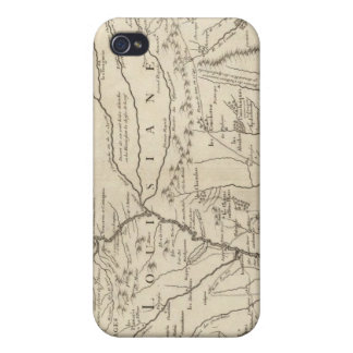 Mississippi River iPhone 4 Cases