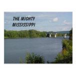 Mississippi River Postcards