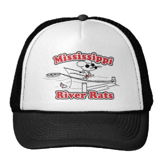 Mississippi River Rat Cap