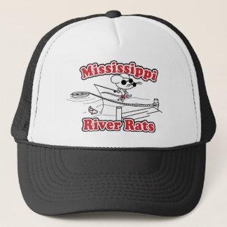 Mississippi River Rat Trucker Hat